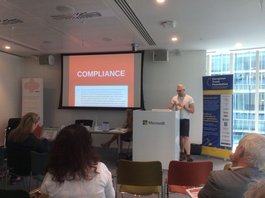 EEMA 2018: Annual Conference Examines the Opportunities and Threats fromGDPR