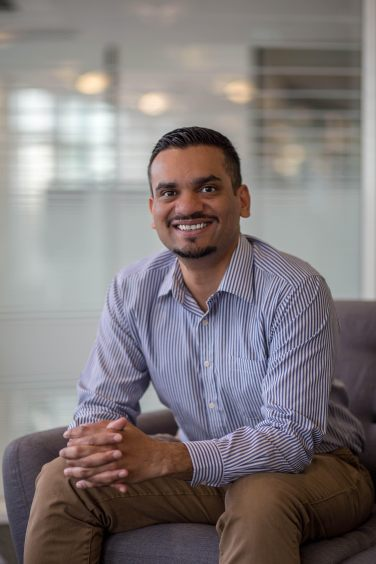 Yogesh Patel Chief Data Scientist Callsign