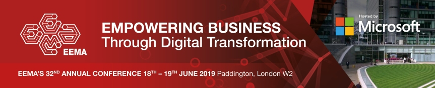 CALL FOR PAPERS: EEMA Annual Conference 2019 – Empowering Business through DigitalTransformation